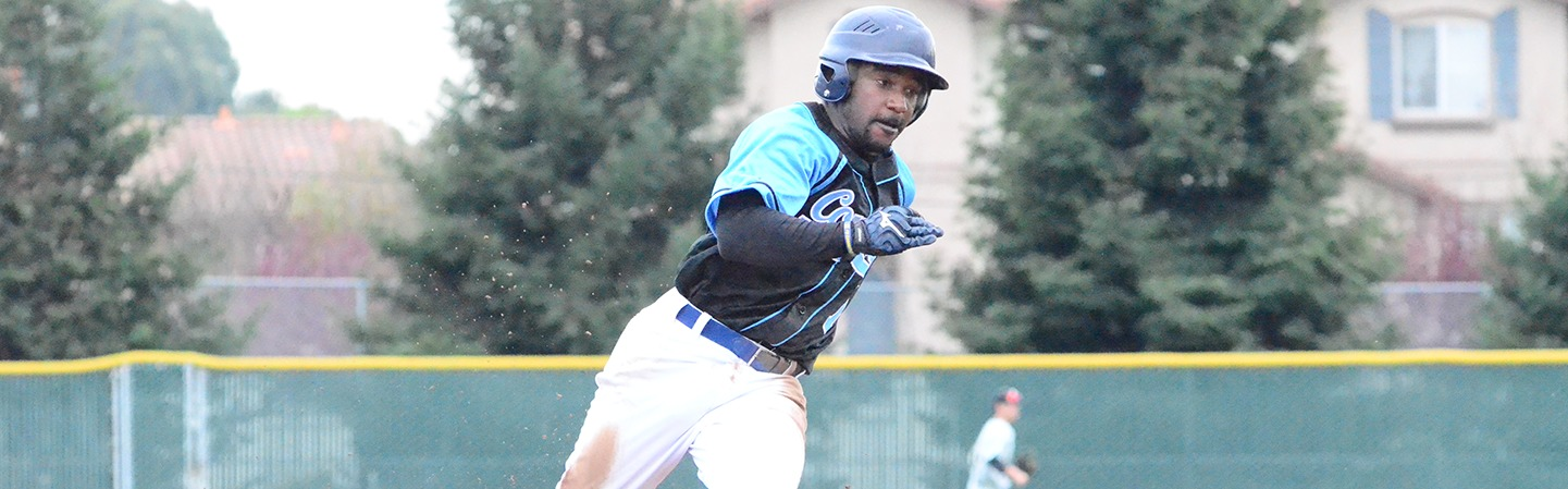 Contra Costa College Baseball Player