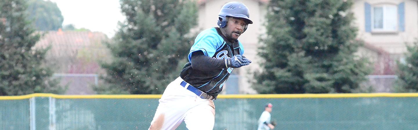 Contra Costa College Baseball Player