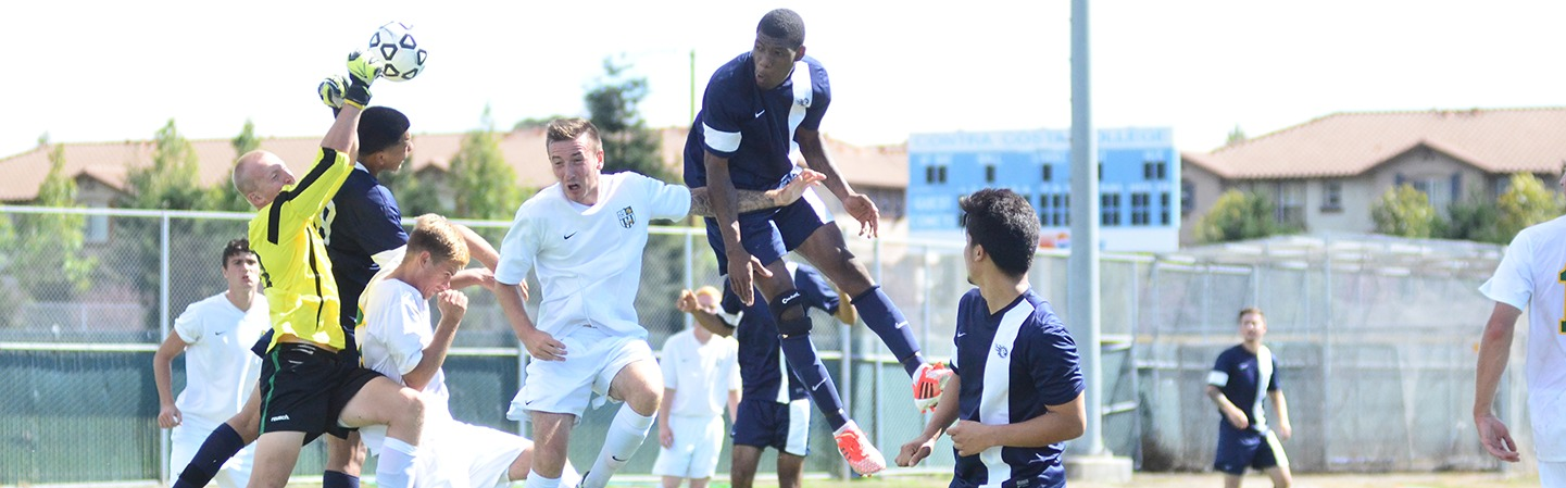 Contra Costa College Men's Soccer Game