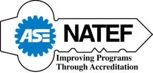 NATEF Accreditation Logo