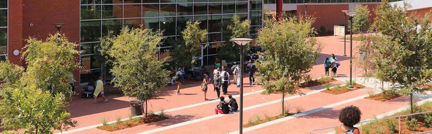 CCC Campus Plaza