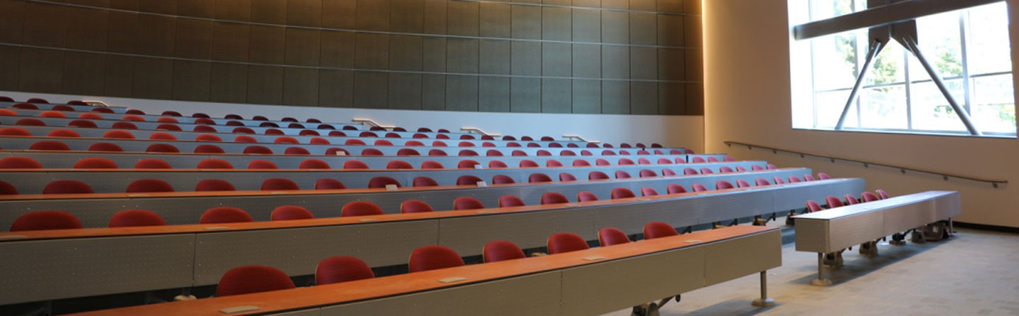 General Education Building Lecture Hall