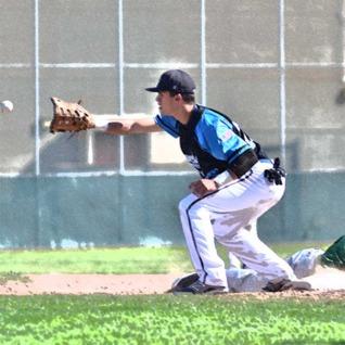 CCC Baseball Player