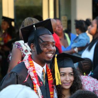 Graduation at CCC