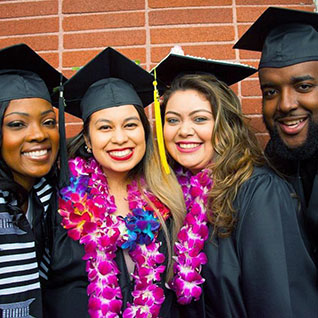 Graduates of Contra Costa College