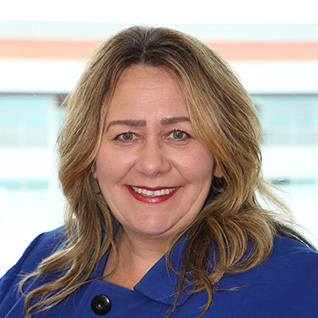CCC Foundation Board Member Cindy Goga