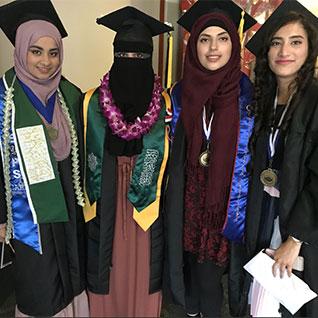 Contra Costa College Graduates