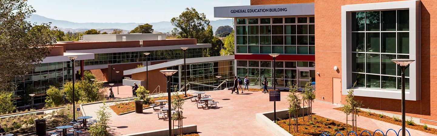 Contra Costa College Campus