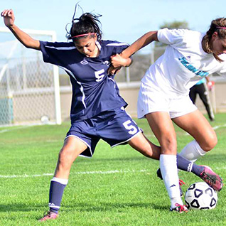 women's soccer players