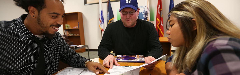 Veterans Resource Center at Contra Costa College