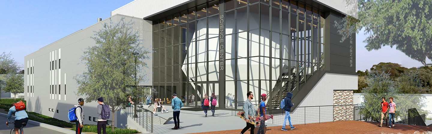 New Science Center Coming to Contra Costa College